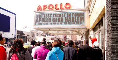 Harlem Apollo Theater