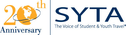Student and Youth Travel Association (SYTA) logo